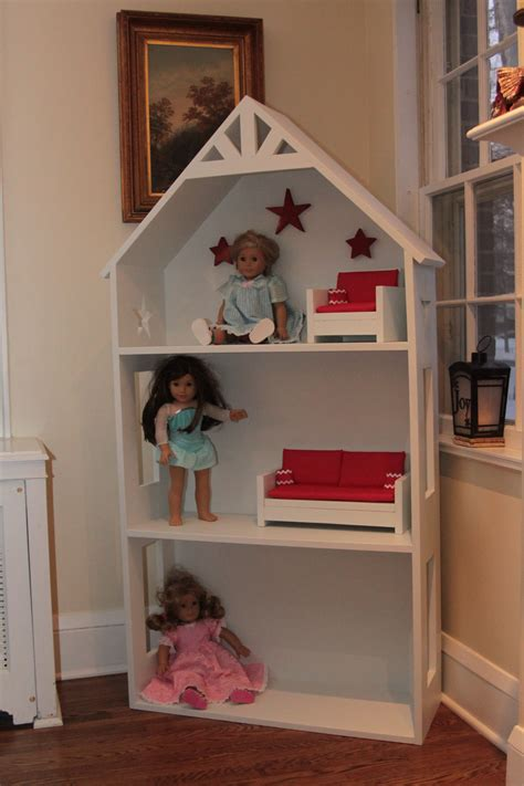 diy american girl doll house ana white american girl doll house diy projects
