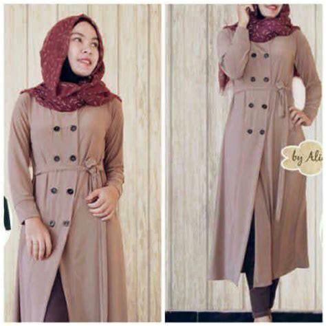 Baju Wanita Grosir Midory Dress baju cardigan muslim sweater jacket