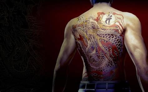 yakuza tattoo meaning the tattoos of yakuza kotaku uk
