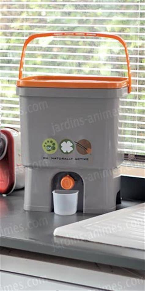 composteur de cuisine composteur de cuisine bokashi micro organismes bokashi