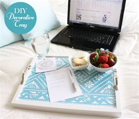 Diy Tray | craftionary