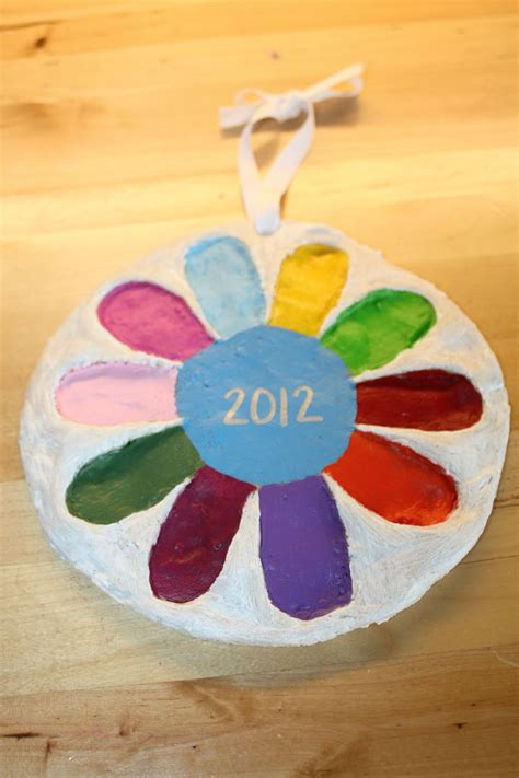 girl scout holiday ornaments craft troop salt dough ornament scouts scouts scouts and
