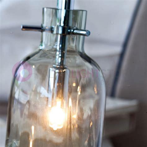 lada bottiglia di vetro selene illuminazione snc selene illuminazione snc di s