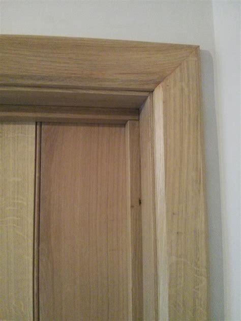 solid european oak chamfer 75mm 3 quot door architrave oak