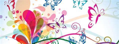 imagenes artisticas para facebook portadas hd para facebook de mariposas abstractas