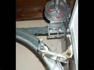 Garage Door Turn Top Brackets Bracket Assembly Wmv