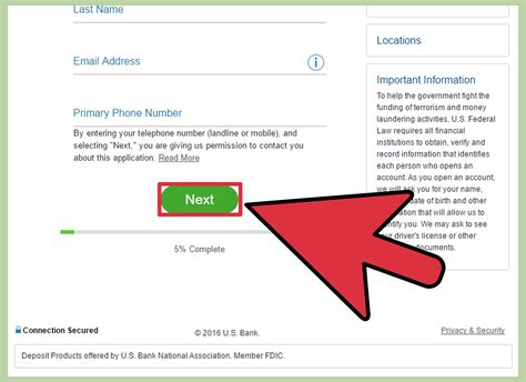 open bank account how to open a checking account with pictures