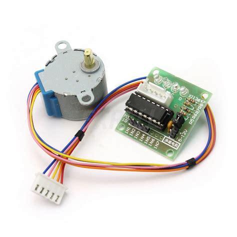 code arduino stepper byj48 stepper motor arduino code