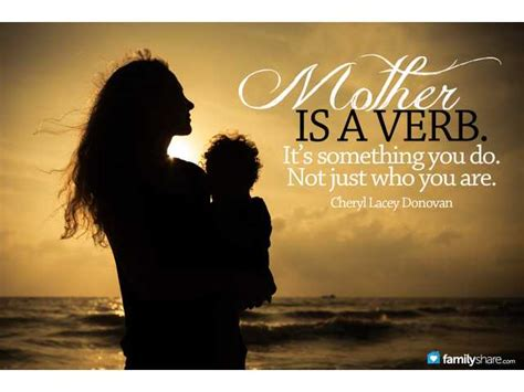 What Is Motherhood by Who Is A