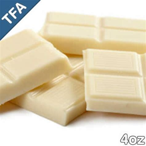 Tfa White Chocolate Flavor 120ml white chocolate flavor concentrate by tfa 4oz wizard labs