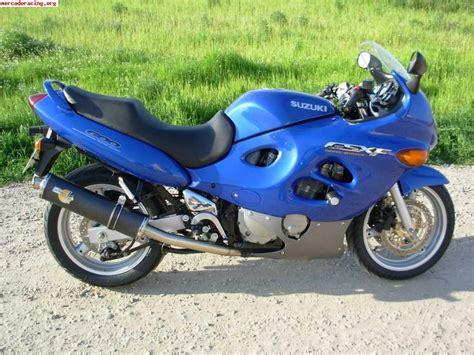 2000 suzuki gsx 600 f moto zombdrive