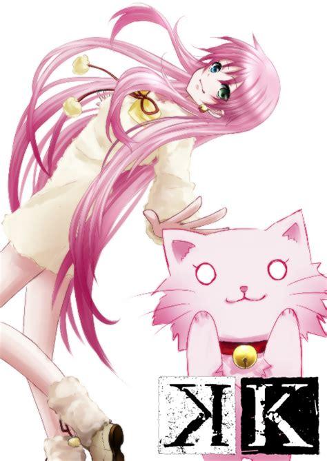 K Anime Neko neko k photo 32669839 fanpop