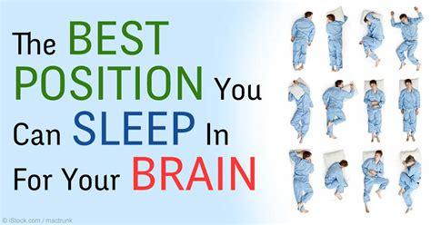 best way to sleep on side side sleeping decreases risk of alzheimer s disease