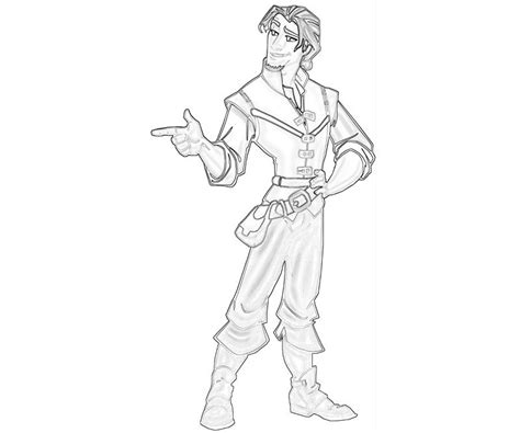 Rider Coloring Pages flynn rider coloring pages