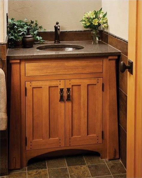 craftsman style bathroom vanity google search house