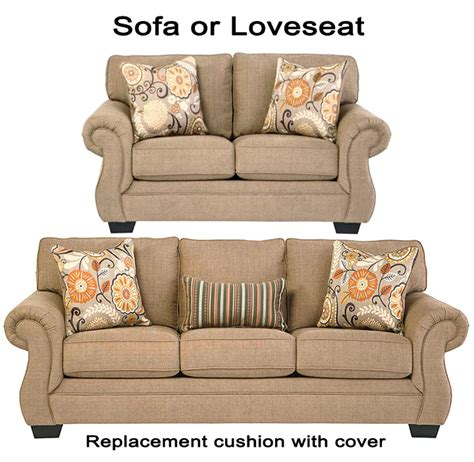 Replacement Cushion For Sofa Replacement Couch Cushions Replacement Pillows For Sofa
