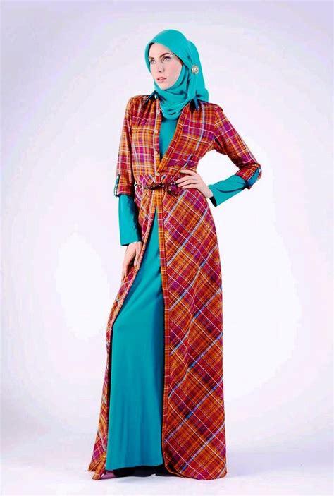 Model Gamis Baru 14 model gamis terbaru zoya tahun ini gambar busana muslim 2018