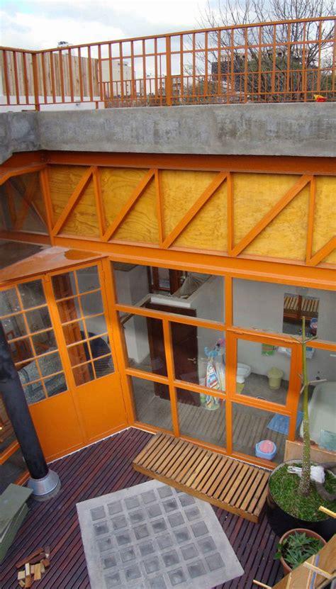 eco friendly house renovation makes recycled house trash