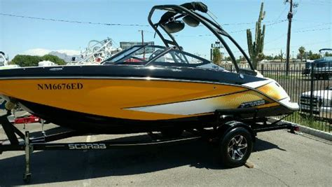 scarab boats utah scarab 30 center console boats for sale
