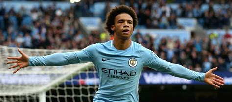 epl player of the month october 2017 three manchester city players up for premier league player
