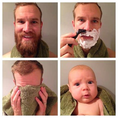 hairy before and shaved photos 19 reasons you should never shave your beard beards