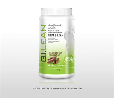 Gi Lean Detox Diet by Firm Lean Chocolate Shake Gi Lean