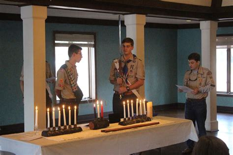 Yes Sir Hartsville Scout Gains Eagle Rank Knighthood