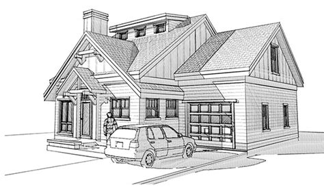 4 Bedroom Timber Frame House Plans by Beautiful 4 Bedrooms Small Cottage House Plan Timber