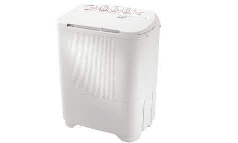 Mesin Cuci Sharp Soakmagic es t68mw pk bk mesin cuci berteknologi tinggi hanya sharp