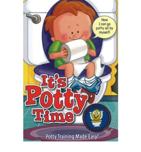 Potty Made Easy by It S Potty Time For Boys Potty Made Easy