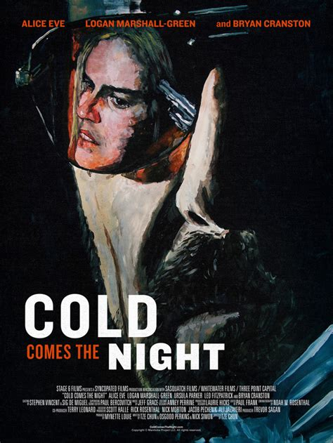 cold comes the night movie poster watch tze chun paint posters for cold comes the night