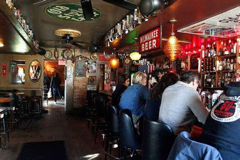 top bars in milwaukee the 8 best drinking neighborhoods in the country huffpost