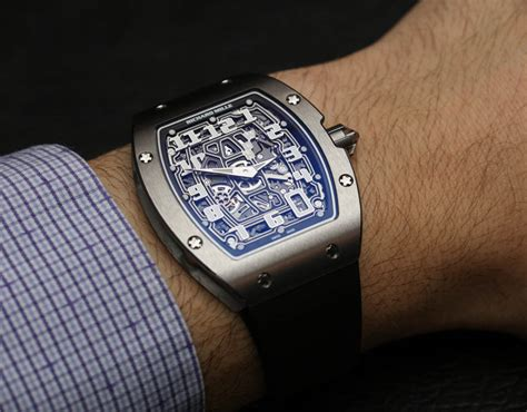 richard mille rm 67 01 automatic flat on