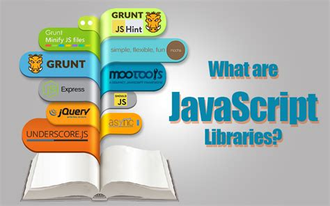 tutorial javascript library what are javascript libraries and how are they used