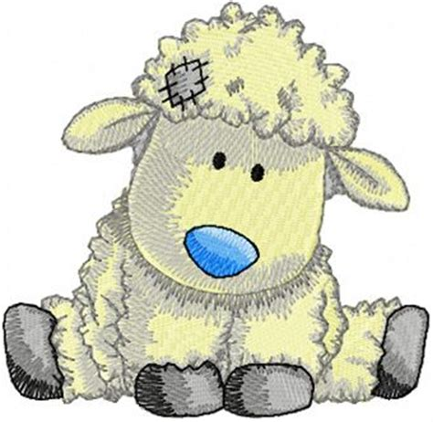 embroidery design lamb 591 best my blue nose friends images on pinterest blue