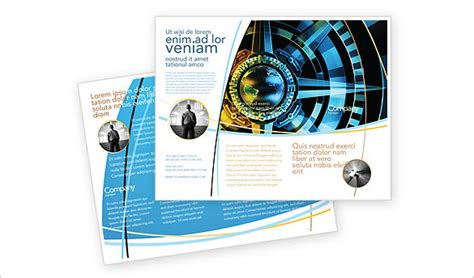 Course Brochure Template by 11 Useful Course Brochure Templates Free Premium