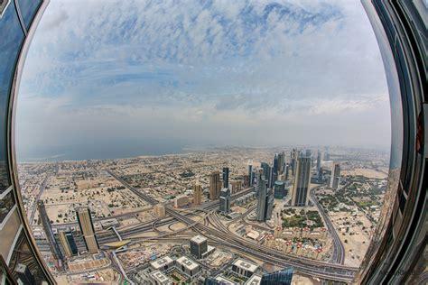 burj khalifa observation deck view from burj khalifa observation deck view for the