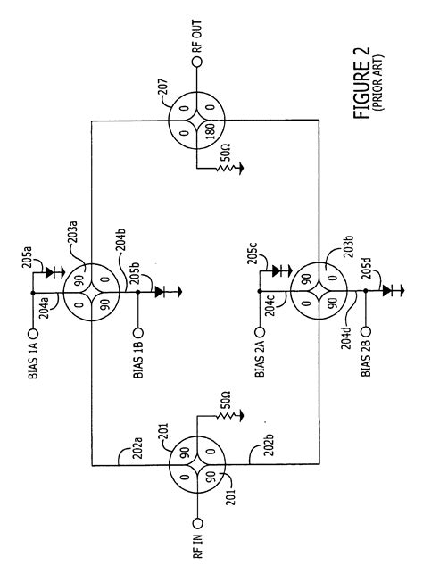 inductor intrinsic capacitance patent us6806789 quadrature hybrid and improved vector modulator in a chip scale package