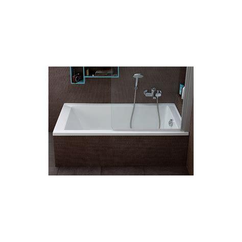prima style baignoire rectangle allia 140 x 70 cm