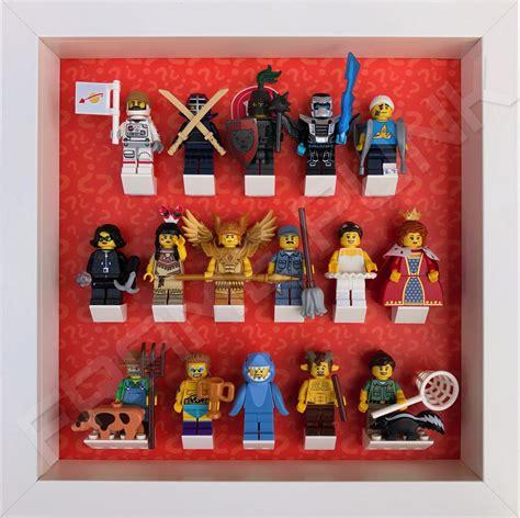 Lego The Original Minifigures Series lego minifigures series 15 frame display model frame