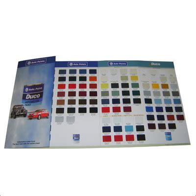 auto paint shade cards auto paint shade cards exporter manufacturer supplier mumbai india