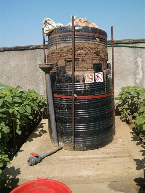 floating dome digester biogascentral