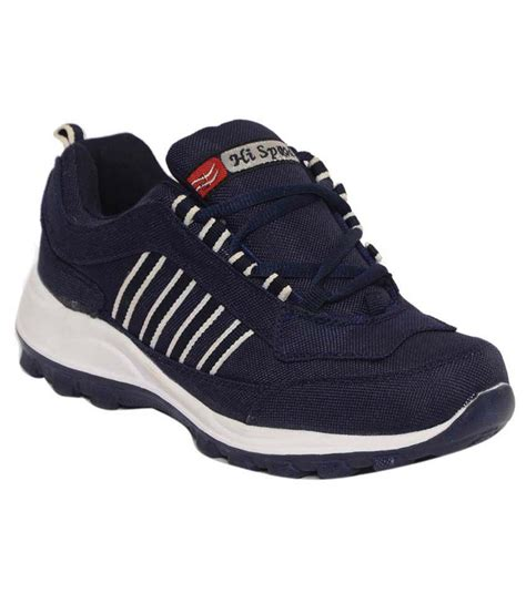 speed sports shoes hi speed blue sport shoes buy hi speed blue sport shoes