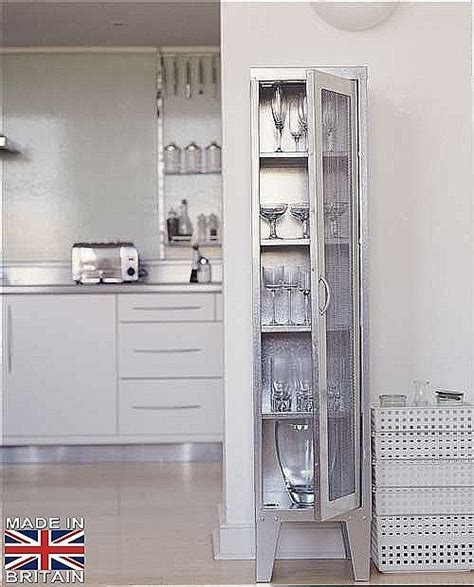 Our tall and narrow single door doctor's cabinet has a