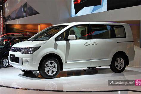 Mpv Baru Mitsubishi Delica 2014 Indonesia Ala Suv