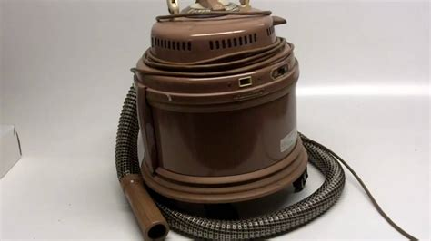 Vaccum Cleaners On Sale Filter Queen 33 Canister Vacuum Youtube