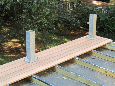 How To Install Porch Post backuperlending