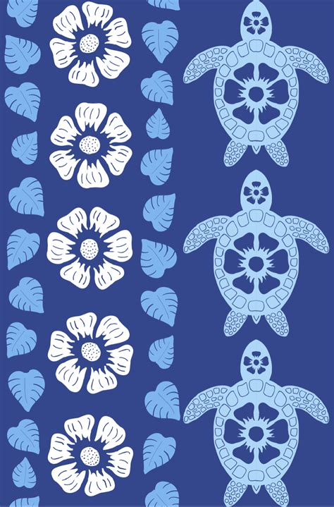 hawaii pattern photoshop variations on a fabric color on cloth