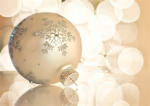 ornaments and lights decor
