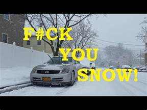 Truck Rear Wheel Drive In Snow Ssl Rwd Spinning Tires Trying To Get Car St
